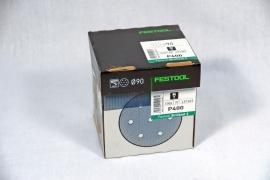 Festool schuurschijven  STF D90/6 P400 BR2/25 497389