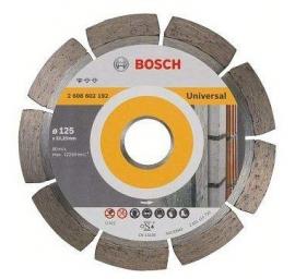 Bosch diamantschijf 125mm 2608602192