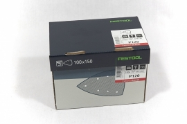 Festool Schuurbladen STF DELTA/7 P120 GR/100 497138