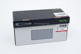 Festool Schuurstroken Granat STF 115X228 P120 GR/100 498947