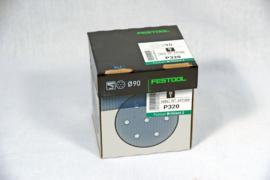 Festool schuurschijven STF D90/6 P320 BR2/25 497388