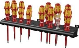 Wera 16 Delige Kraftform schroevendraaierset VDE 05105631001