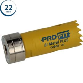 ProFit HSS Bi-metaal Plus gatzaag 22 mm 09041022