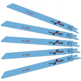 Bosch S1125VF Reciprozaagblad 2608657408  5 stuks