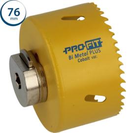 ProFit HSS Bi-metaal Plus gatzaag 76 mm 09041076