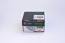 Festool Granat Schuurschijven STF D90/6 P1000 GR/50 498328