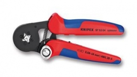 KNIPEX 975304 ZELFINSTELLENDE KRIMPTANG  975304