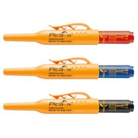 Pica L150-Pica Ink LYRA diepgatmarkerset pennen, kleuren 3 stuks