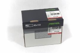 Festool Schuurstroken STF 80x133 P120 GR100 497120