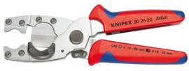 Knipex Pijpsnijder voor koppelingsbuizen en beschermingsbuizen 90 25 20