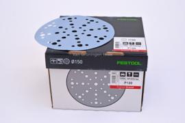 Festool Schuurschijven STF D150/16 P120 GR/25 496979