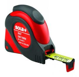 Sola Big T 5 m Rolmaat  5m x 19mm  50021301