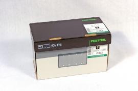 Festool Schuurstroken STF 93x178/8 P240 BR2/100 492919