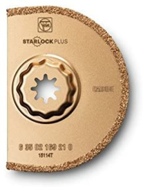Fein 63502169210 HM Segmentzaagblad SLP 90 mm x 2,2 mm 1st