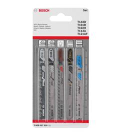 Bosch 2608667856 5-delige set decoupeerzaagbladen Allrounder