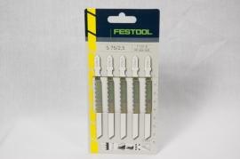 Festool Decoupeerzaagblad S 75/2,5/5 486548