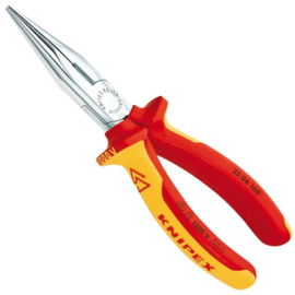 Knipex radiotangen met zijsnijder  2506160