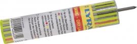 Lyra DRY VULLINGEN  12 stuks  4490018 (Rood)