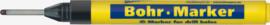 Bleispitz boorgatmarkeerstift zwart 0587