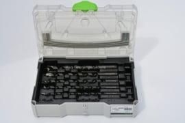 Festool 205902 Slangenboren set SB CE/6-Set
