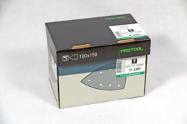 Festool schuurbladen STF DELTA/7 P400 BR2/25 492803