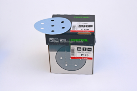 Festool Schuurschijven STF D90/6 P120 GR25  497367