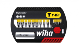Bitset FlipSelector Y-bit 25 mm Phillips, Pozidriv, TORX  41827
