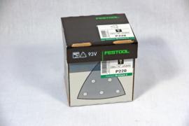 Festool schuurbladen STF V93/6 P220 BR2/25 492890