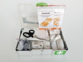 Festool mini systainerTransparant verbanddoos EHBO set