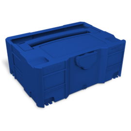 Tanos systainer T-LOC 2  Saffierblauw Ral: 5003
