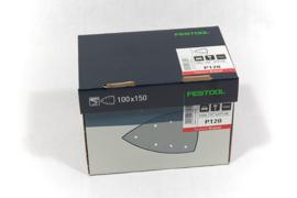 Festool Schuurbladen STF DELTA/7 P100 GR/100 499630