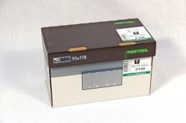 Festool Schuurstroken STF 93x178/8 P150 BR2/100 492916
