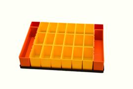 Tanos Festool bakjes set voor Lade SYS-AZ Model 5