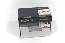 Festool Schuurstroken STF 80x133 P400 GR25 497126