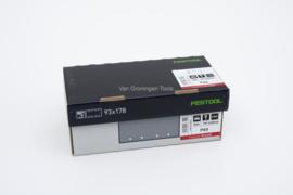 Festool Schuurstroken Granat STF 93X178 P60 GR/50 498934