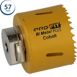 ProFit HSS Bi-metaal Plus gatzaag 57 mm 09041057