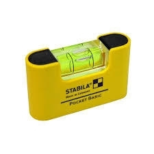 Stabila Pocket waterpas Basic 17773