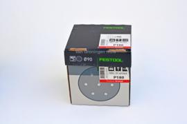Festool Granat Schuurschijven STF D90/6 P180 GR/100 497369