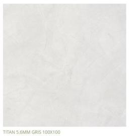 Grespania Titan Gris 100 x 100 cm, 5.6mm dik