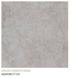 Grespania Avalon Cemento  60 x 60, € 34.50 pm2