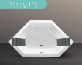 Xenz Society 145 hoekbad  145 x 145
