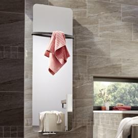 HSK Softcube radiator met spiegelfront