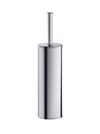 Hotbath Cobber WC borstelgarnituur vrijstaand CBA12BL Mat zwart of in een andere kleur prijsgroep 2