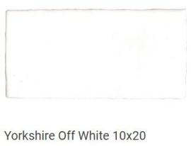 La Porta Yorkshire off white 10x20, Prijs € 59,= pm2