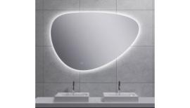 Uovo condensvrije led- spiegel dimbaar 120 cm