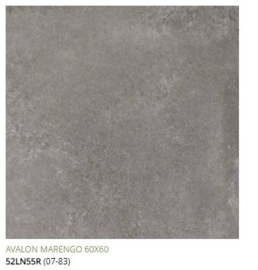 Grespania Avalon Marengo  60 x 60, € 34.50 pm2