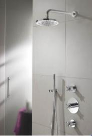 Hotbath IBS 3 GN, Complete thermostatische InBouwSet (Chap), IBS3