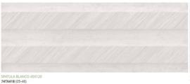 Grespania Spatula Blanco 45 x 120, € 41.30 pm2