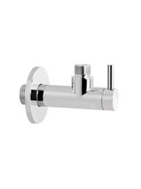Hotbath Pal P2002BLHoekstopkranen rond met filter 1/2″