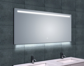 Wiesbaden Ambi One dimbare Led condensvrije spiegel 1400x600